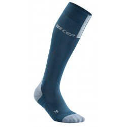 CEP Run Socks 3.0 Blue/Grey