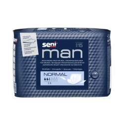 SENI Man Normal 15 Stk.